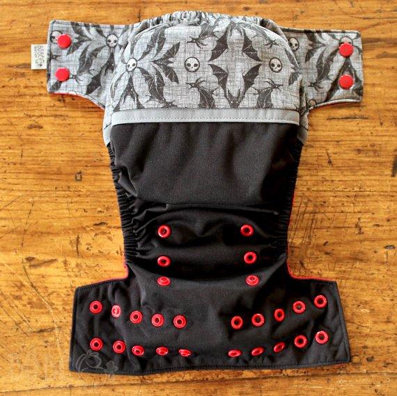 Bo Be Diapers Calvarium pocket diaper