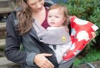 MakeMyBellyFit Maternity and Babywearing Jacket Extender Review