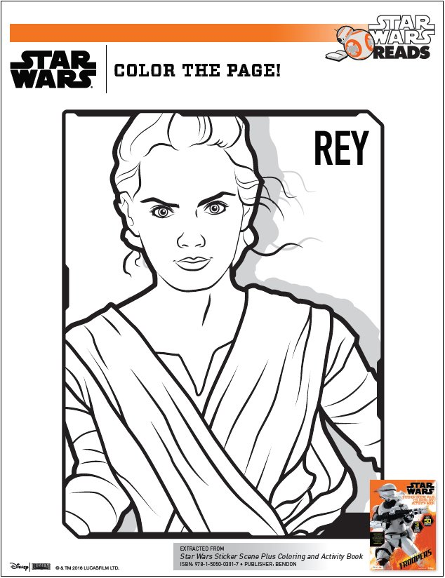 Star Wars Reads Activity Kit