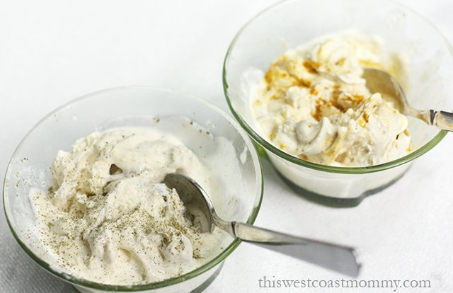 Spice up vanilla ice cream with all natural, vegan, gluten-free, lactose-free, and sweetener-free SnoSpice!