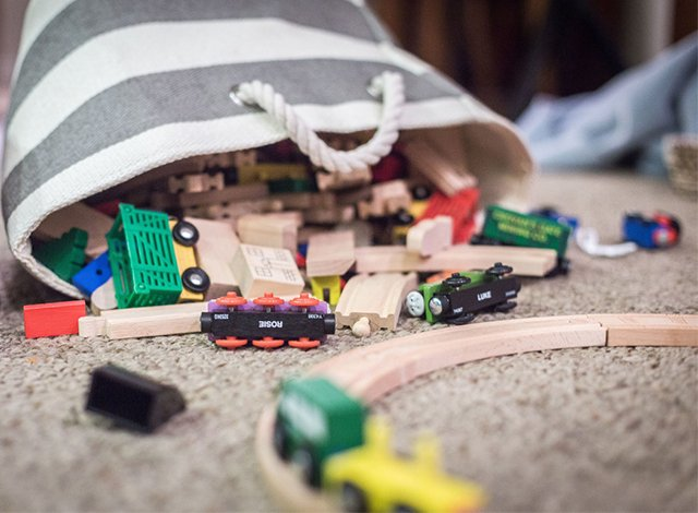 Keeping toy clutter under control is key to feeling less stressed and having more time to enjoy with your kids. Here are 8 tips for regaining control over toy clutter.