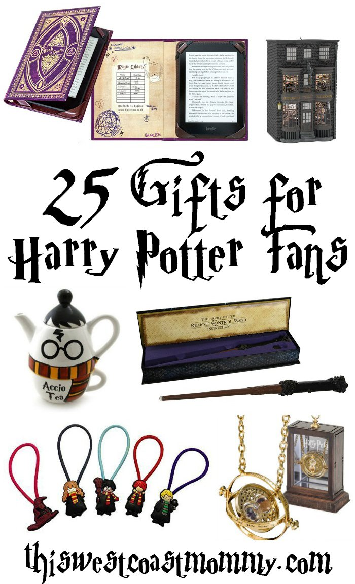 presents for harry potter fans