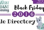 Black Friday Sale Directory Sign Ups Now Open