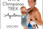 Win a Chimparoo Trek Baby Carrier!