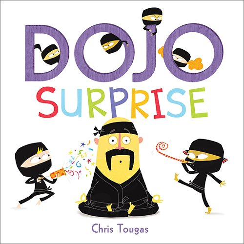 Dojo Surprise book
