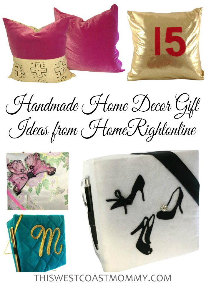 Handmade Home Gift Ideas from HomeRightonline