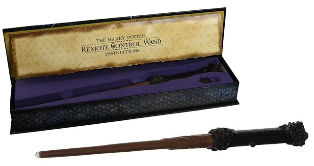 Harry Potter Universal Remote Control Wand