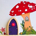 Irish Fairy Door HGG