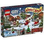 LEGO Advent calendar HGG