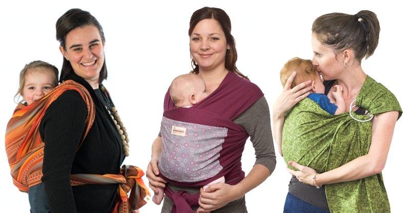 Maman Kangourou baby carriers giveaway