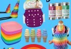 Rainbow Gift Ideas from Lollypop Kids {Plus a Unicorn Giveaway}