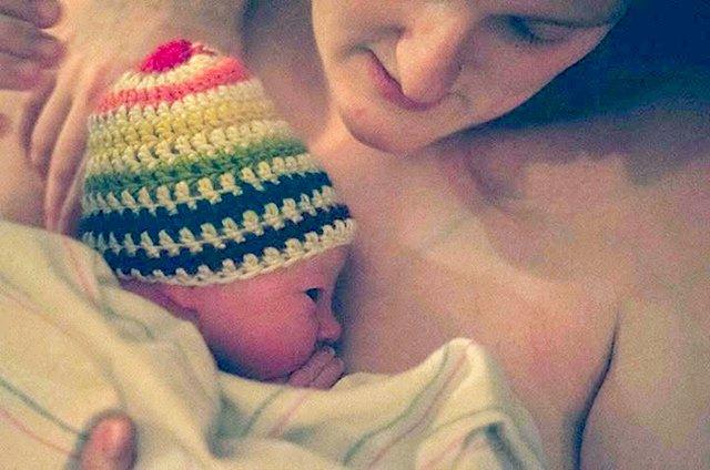 Rachel's birth story 6