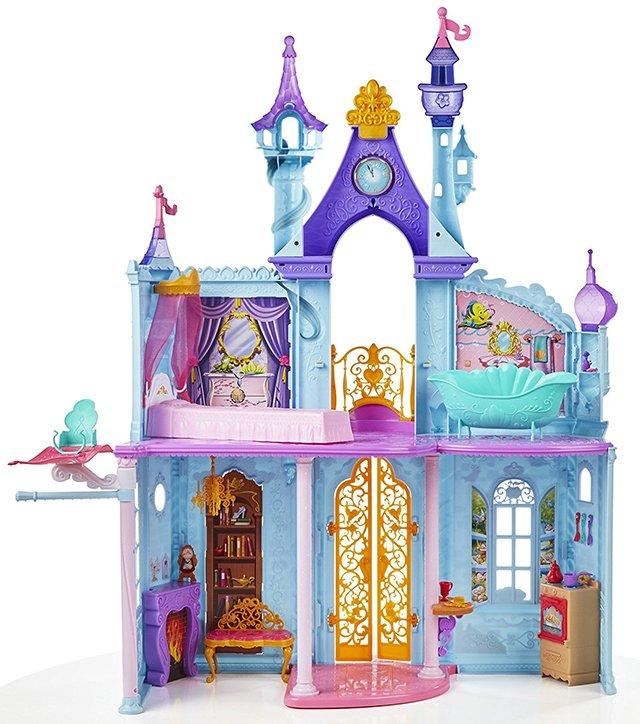 Royal Dreams Castle interior