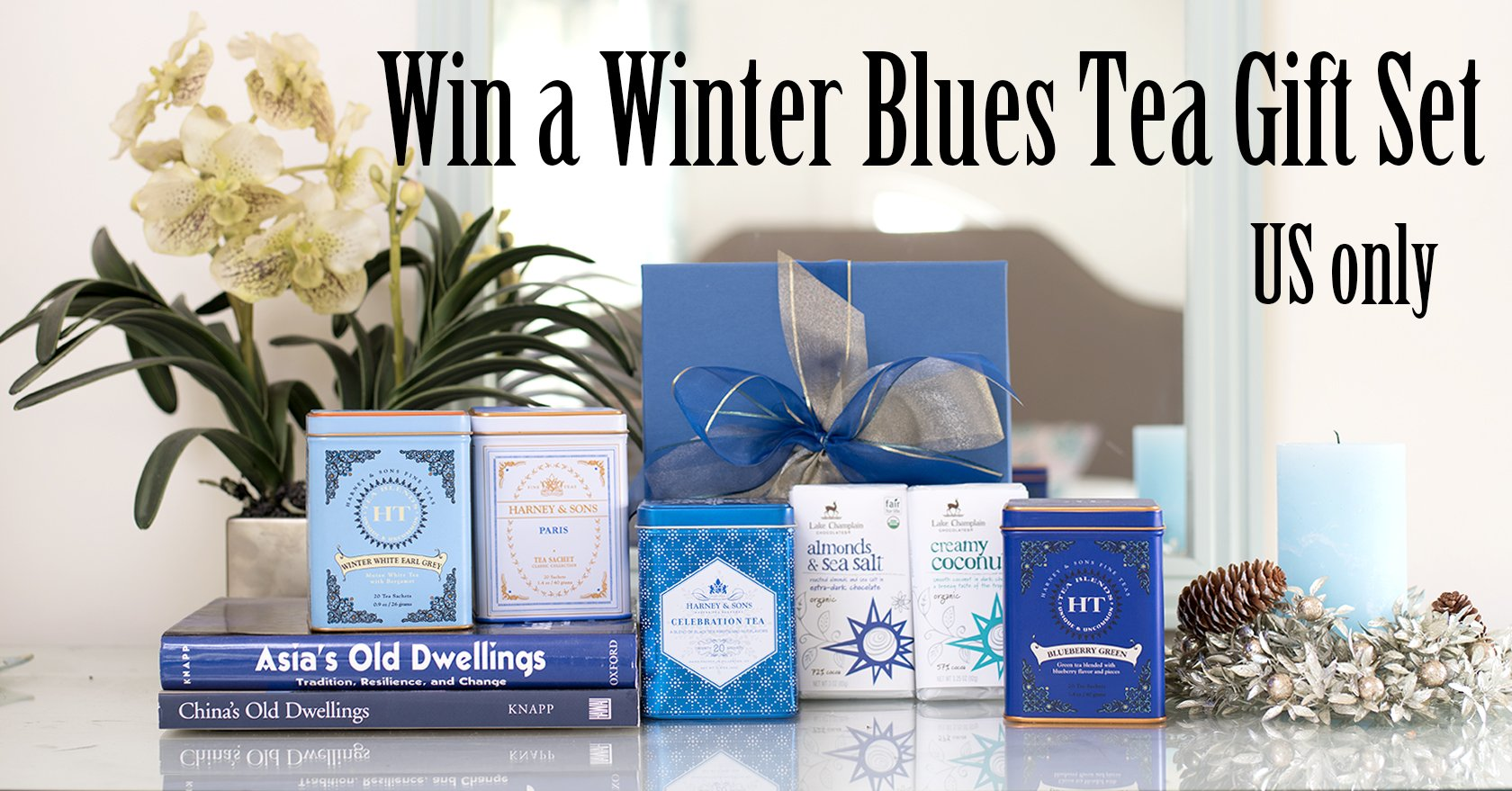 Holiday Gifts for Tea Lovers from Harney and Sons   This West Coast Mommy