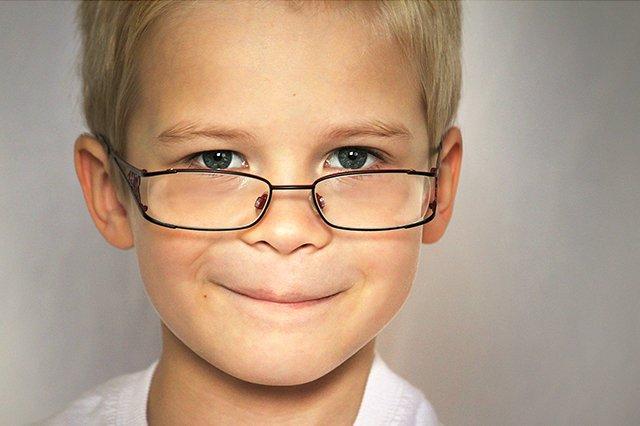 boy glasses