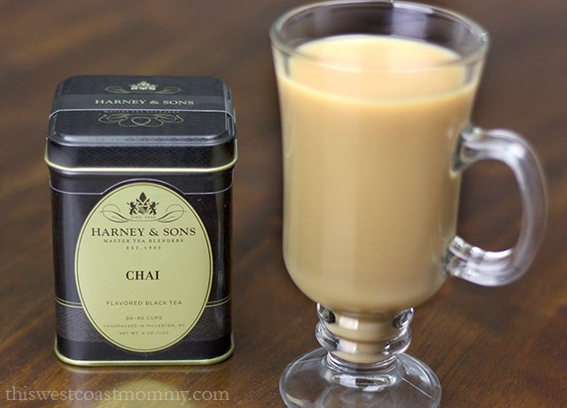 brewed chai loose leaf tea