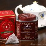 Holiday Gifts for Tea Lovers from Harney and Sons {Plus Giveaway}