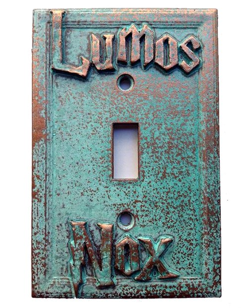 lumos nox light switch