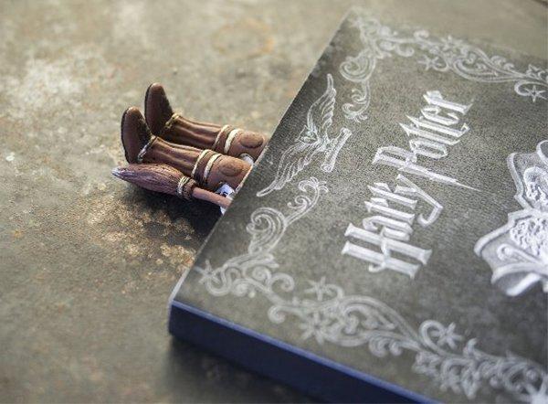 quidditch player bookmark