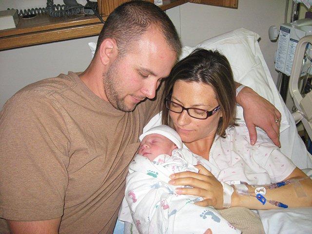 Alicia's birth story