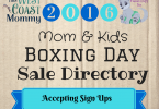 Boxing Day Sale Directory Sign Ups Now Open