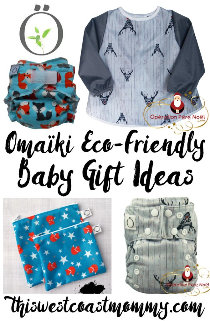 Omaiki Eco-Friendly Baby Gift Ideas