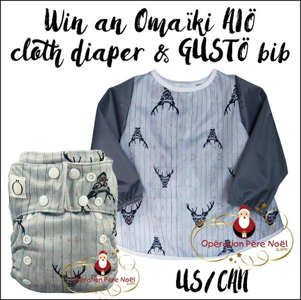 Win an Omaiki AIO & Bib