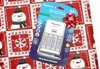 Panasonic's eneloop Rechargeable Batteries Win on Christmas Morning