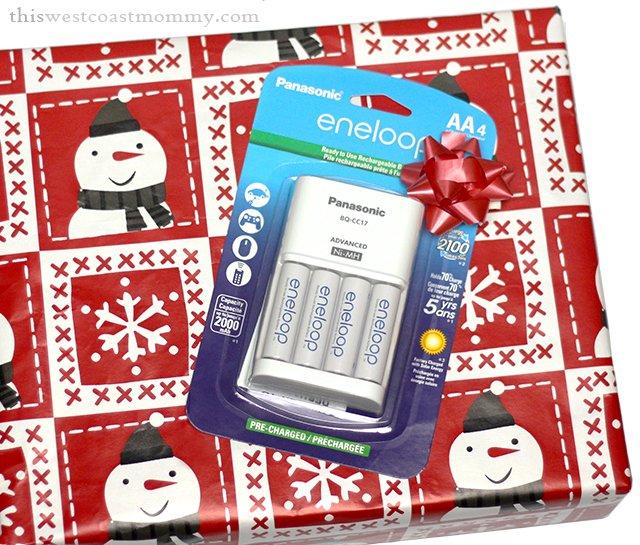eneloop batteries win on christmas