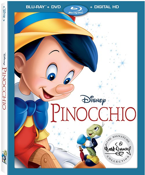 Pinocchio: The Walt Disney Signature Collection
