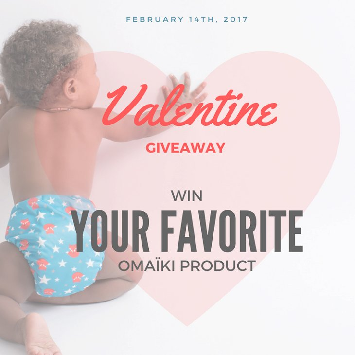 Oamiki Valentine's Day giveaway