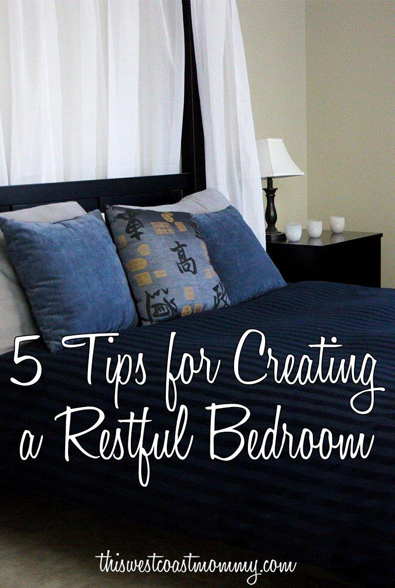 Think about a quality mattress, soft fabrics, and aromatherapy!