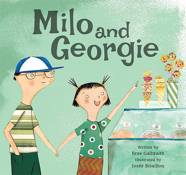 """Milo and Georgie"" by Bree Galbraith"