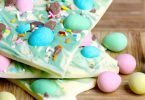 Easter Mini Egg Chocolate Bark