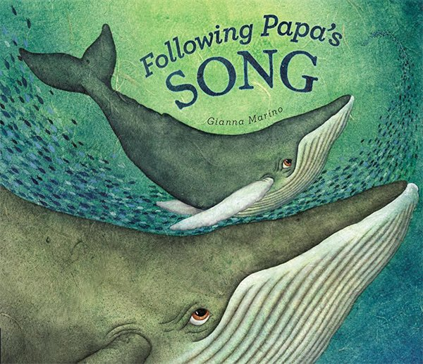 Following Papa's Song by Gianna Marino