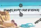 Win $425 Summer Lovin' Cash {Closed}
