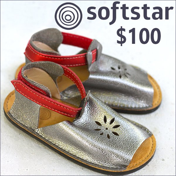 $100 Softstar Shoes Gift Card (US/CAN, 7/19)
