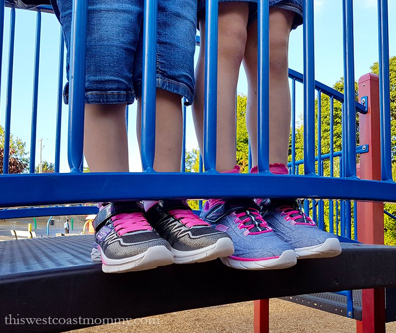 Back to School with Skechers | This