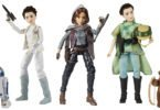Star Wars: The Last Jedi and Forces of Destiny Dolls