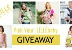Pick Your Own LÍLLÉbaby Carrier Giveaway {Closed}