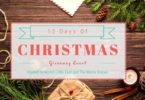 12 Days of Christmas Giveaway {12 Prizes and 12 Winners!}