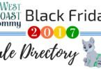 Mom and Kids #BlackFriday 2017 Sale Directory {AppleCheeks Giveaway}