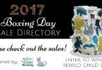 Boxing Week 2017 Cloth Diaper and Babywearing Sale Directory {Plus Giveaway}