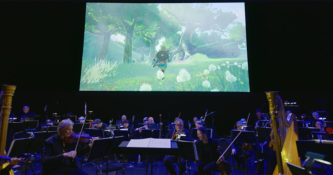 Celebrating 30 Years of The Legend of Zelda with Symphony of the