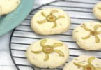 Spanish Olive Shortbread Cookies (Two Ways)