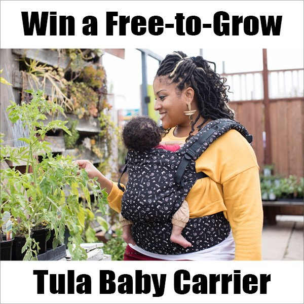 Tula Free-to-Grow Baby Carrier (US/CAN, 4/23)