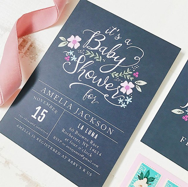 Baby Shower Invitations For Boys Design The Best For The Special It seems like everyone I know and their sister is expecting this year. You  know what that means u2013 itu0027s baby shower season! The traditional baby shower  with ...