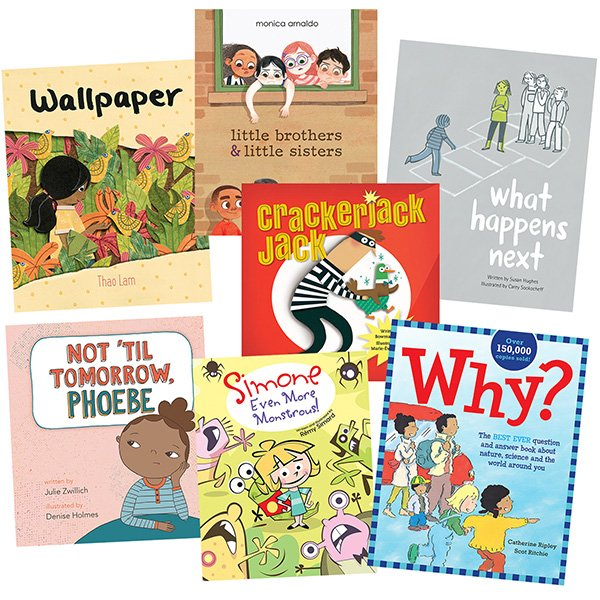 Owlkids Books Collection (US/CAN, 7/1)