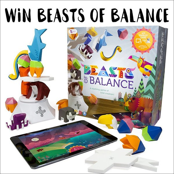Beasts of Balance Core Edition Game (Canada, 7/23)