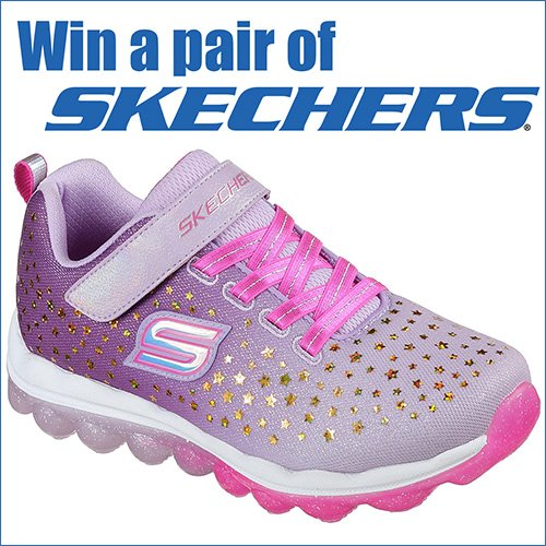 Pair of SKECHERS Shoes (CAN, 8/3)